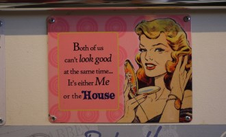How to Grocery Shop Like a 1950's Housewife