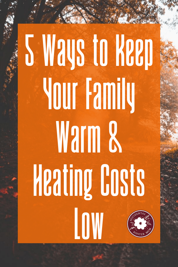 Money saving hacks for staying warm in the winter. If you're keen on cosy nights in but hate big energy bills, you'll love these money & energy saving tips!