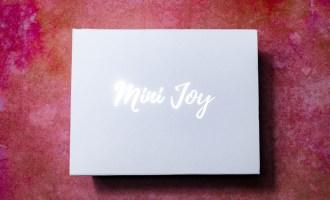 Mini joy gift box unopened