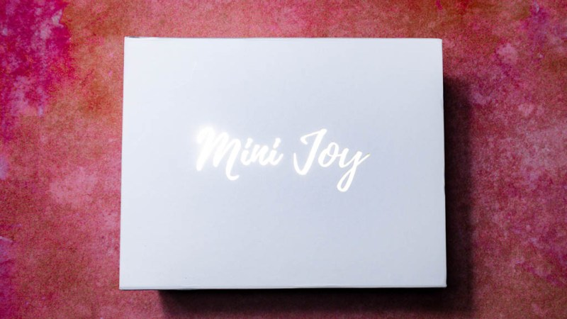 Mini joy gift box unopened