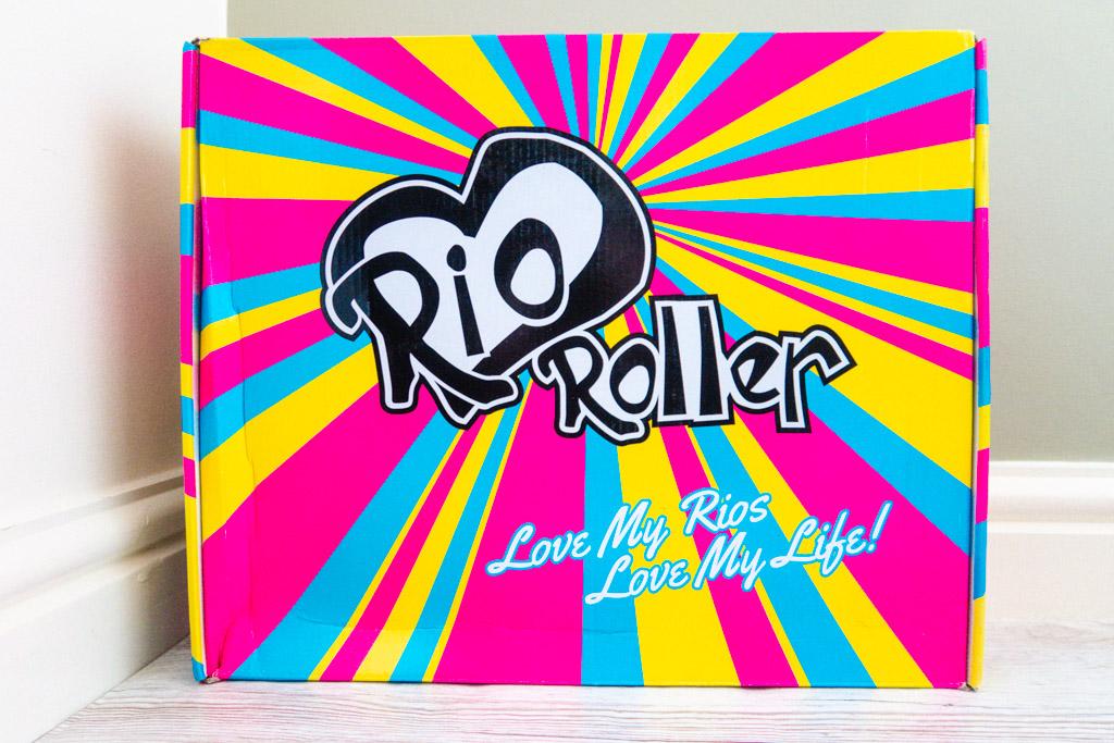 Rio Roller Candi Quad Roller Skates box