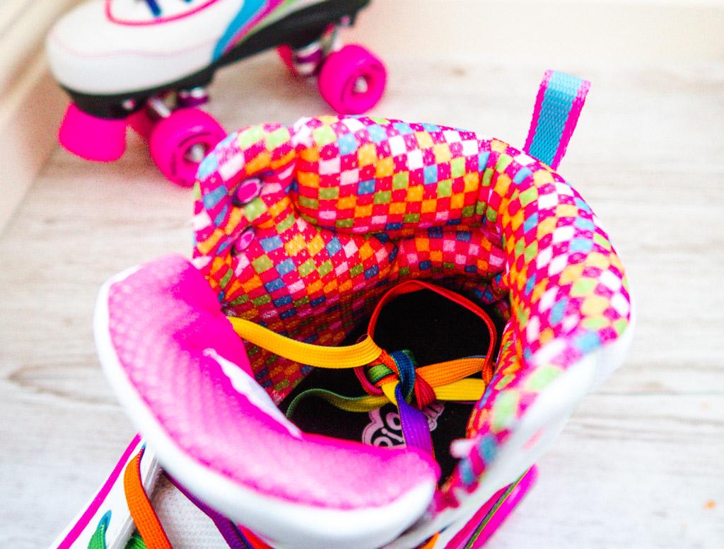 lines quad roller skates for kids