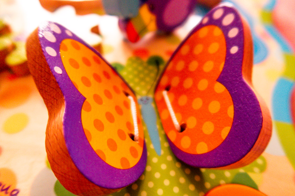 butterfly activity table