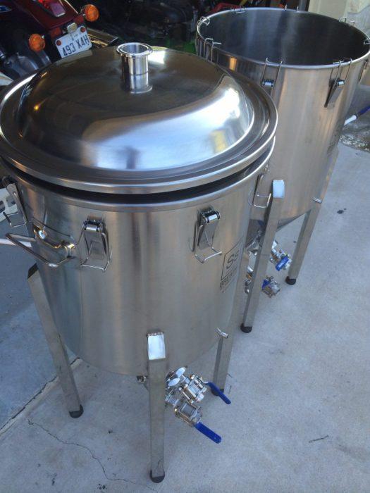 SS Brewing Technology 1/2 BBL Chronicals