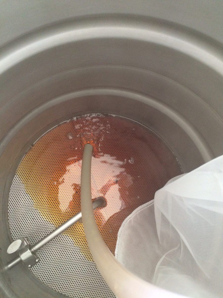 First Runnings to set lauter rate