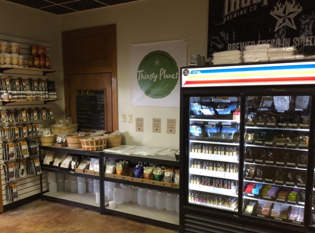 Yeast, Hops and Malt Supplies