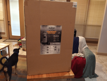 Unboxing the Grainfather