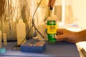 7.0 pH calibration solution