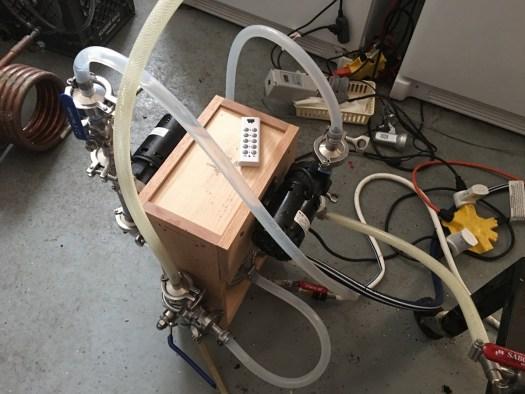 pump stand