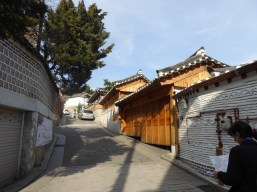 Hanok street
