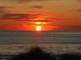Oamaru sunrise