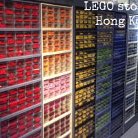 Everything is awesome! Specialist LEGO stores in Hong Kong