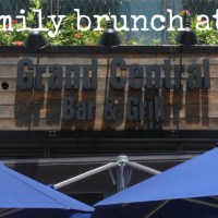 Kid-friendly brunch Kowloon-side at Grand Central, Elements
