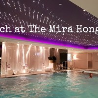 Is it a spa? Is it a lunch? Splunch at The Mira Hong Kong review