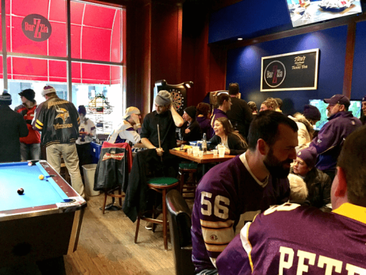 Nfl-minesota-vikings-bar-zia-game-game room