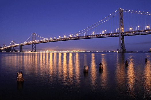 San_Francisco_Oakland_Bay_Bridge_at_night-caroline-culler