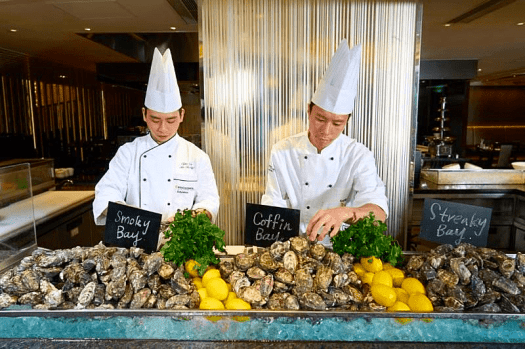 Image-of-oysters-from-South-Australia-at-Hong-Kong-restaurant