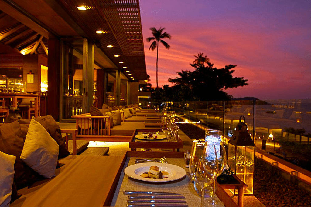 In Search Of Koh Samui S Most Romantic Restaurant