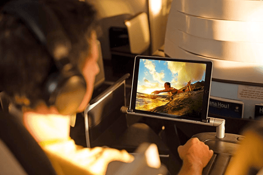 Image-of-hawaiian-airlines-Tablet-Holder