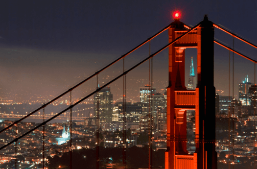 San-francisco-golden-gate-bridge-at-night