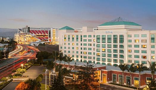 Usa-santa-clara-hilton-hotel