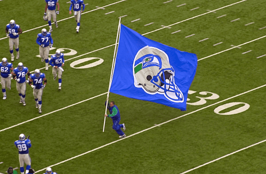 Sports-nfl-seatlle-seahhawks-flag-municipal-archives