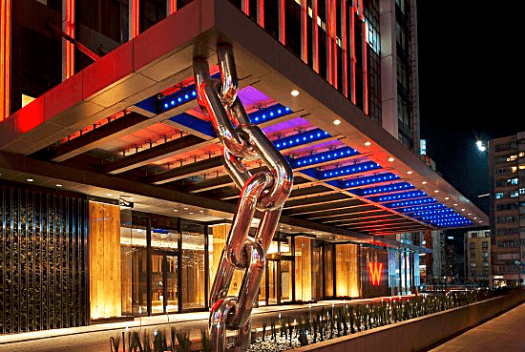 image-of-w-taipei-hotel-entrance