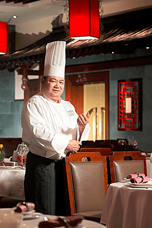 Dynasty 8 Executive Chinese Chef, Yap Poh Weng