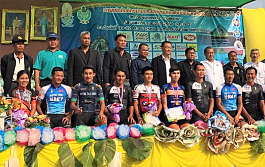 Thailand Cycling Championship 2017 (1)