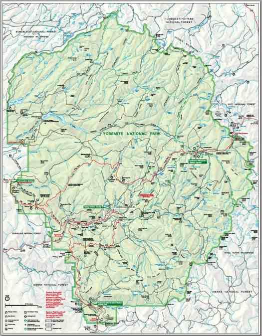 Map-yosemite