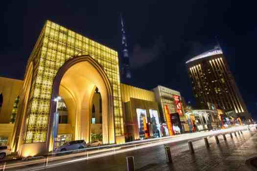 Uae-dubai-tourism-shopping-Dubai-Mall