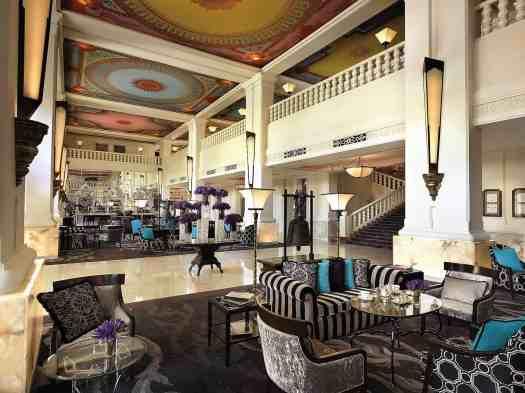 Thailand-bangkok-hotel-anantara-siam-lobby