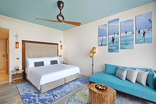 Sri-lanka-hotel-Amari-Galle-Deluxe-Ocean-View-King-Bed