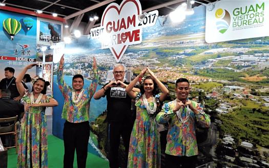 international travel expo guam exhibition