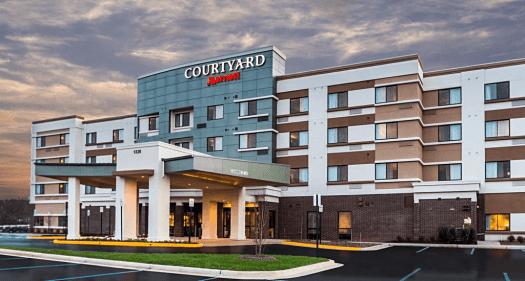 Washington-hotel-courtyard-=largo-capital-beltway