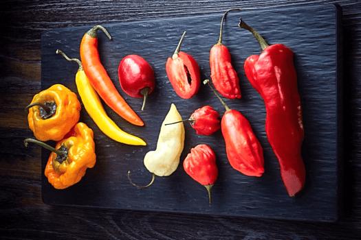 各種辣椒 Assorted-Chilies