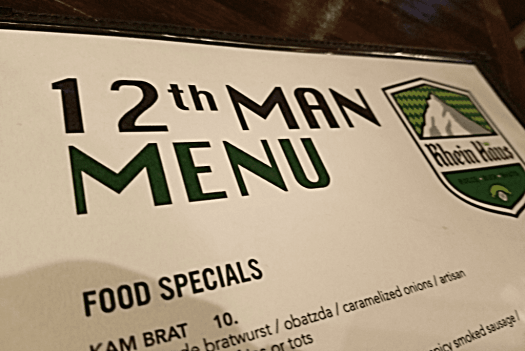 Nfl-seattle-seahawks-denver-rhein-haus-12th Man Menu (1)