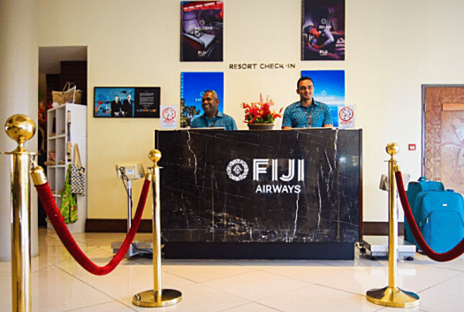 Aviation-fiji-airlines-Resort-CheckIn-Launch-staff