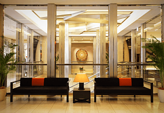 Japan-tokyo-hotel-courtyard-by-marriott-ginza-lobby