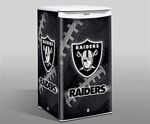 Raiders-fridge