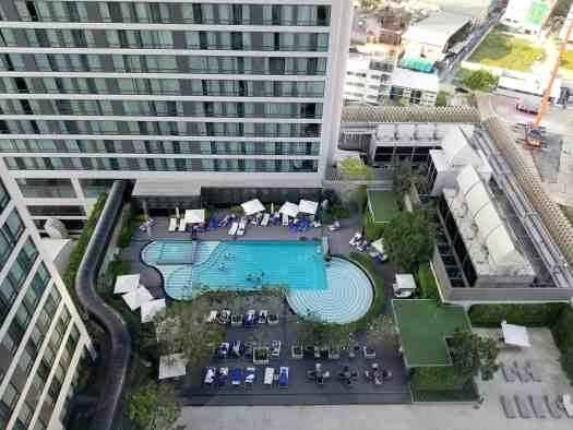 Hotel Review Bangkok Marriott Marquis Queen S Park