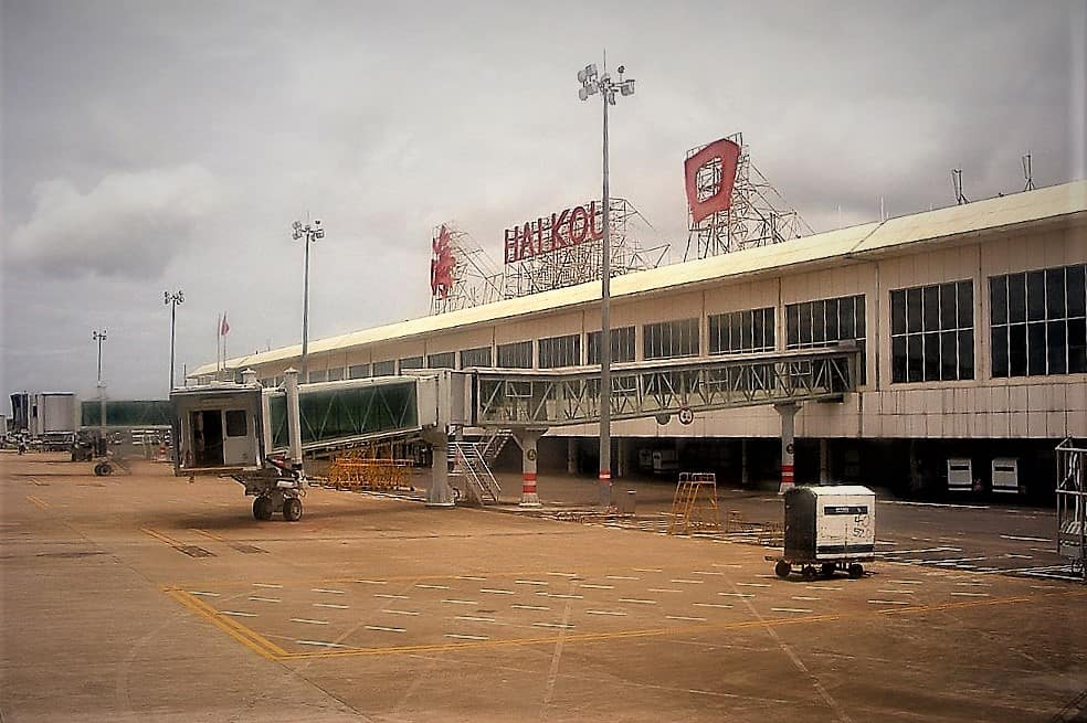 image-of-hainan-airport-china