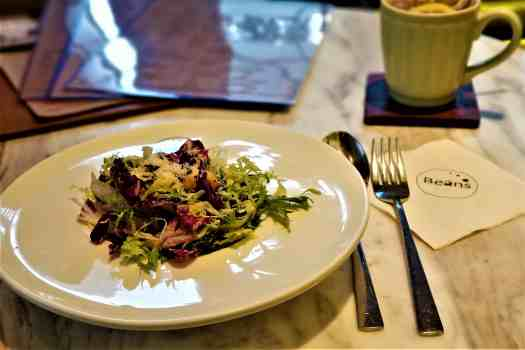 image-of-hk-shatin-restaurant-beans-the-greenhouse- casear-salad