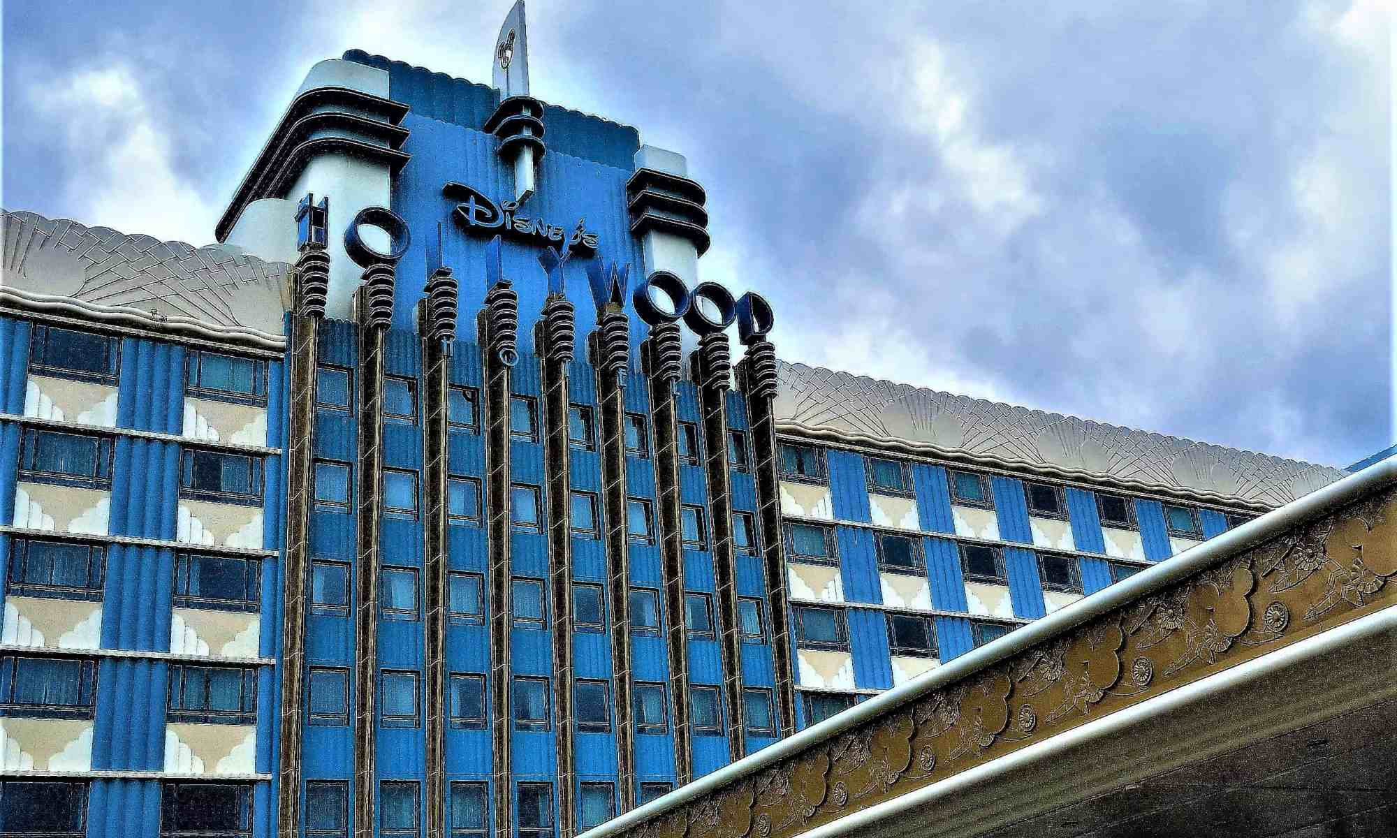 image-of-Disneys-Hollywood-Hotel-facade