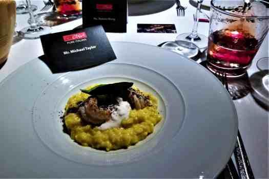 image-of-saffron-starter-at-cucina-italian-restaurant