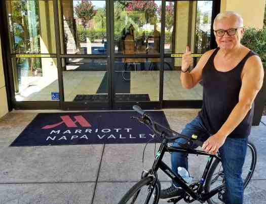image-of-hotel-guest-riding-bicycle-napa-valley-resort-and-spa