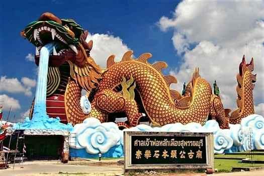 Gate-City-Pillar-dragon-statue