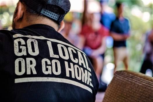 man-weraing-go-local-or-go-home-t-shirt
