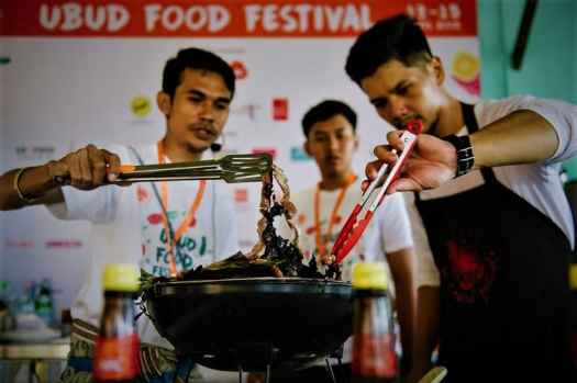 ubud-food-festival-cooking demonstration