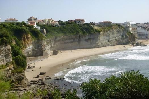 bernain-beach-in-biarritz-france